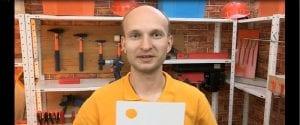 телеведущий Алексей Шаранин