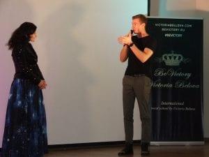 Виктория Белова и Григорий Юрченко