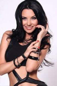 певица Настасия