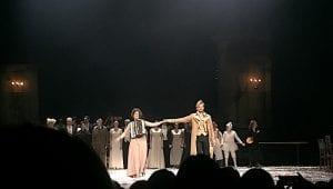 Спектакль Евгений Онегин 2