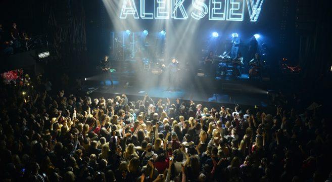 ALEKSEEV'a 1