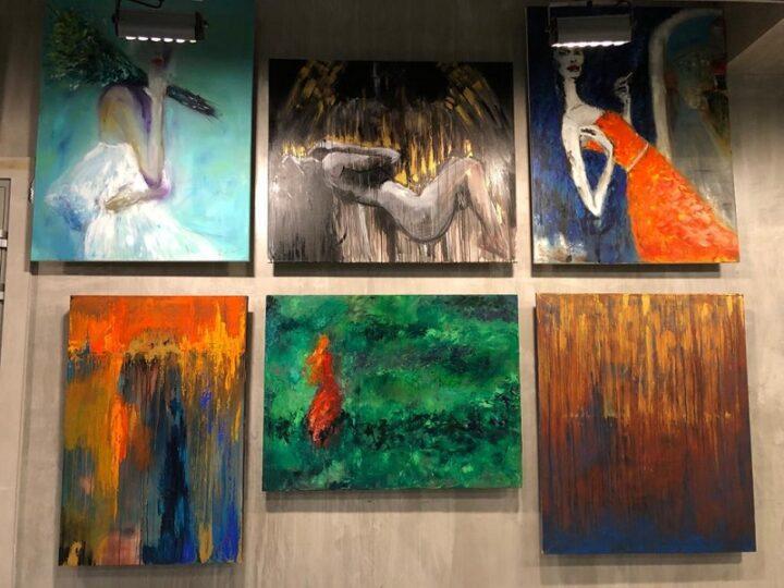 Rahim Elel выставка
