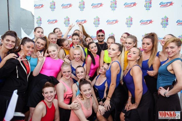 54 dance studio