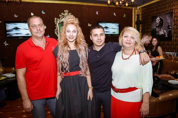 Семья Мили