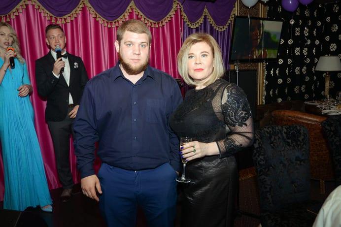 Петрова с сыном Иваном