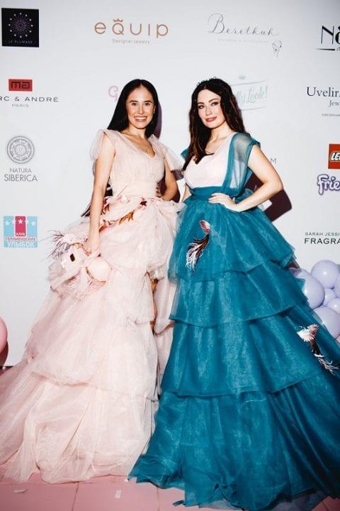 Илана Юрьева и Саша Попова