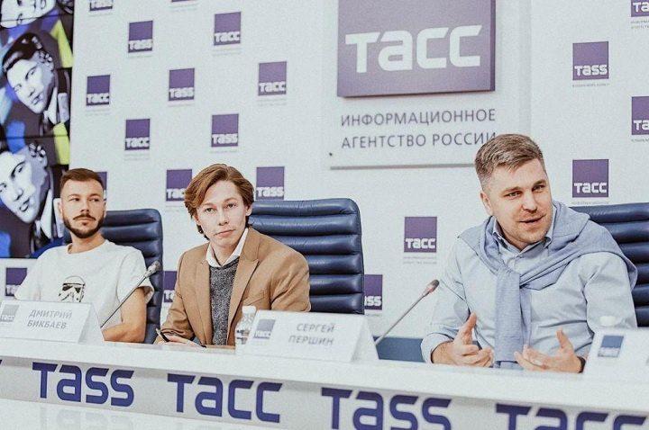 Дзмітрый Бикбаев Тасс 1