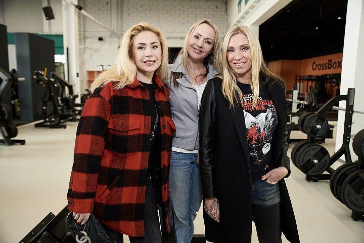 Анастасия Гребенкина, Мария Бутырская, Светлана Мастеркова