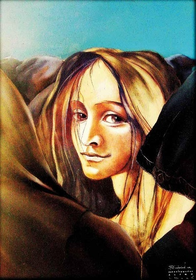 Выставка Владимира Баркова 1