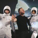 Олег Гаас, Михаил Сегал, Любовь Аксенова
