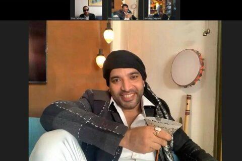 Anuj Sharma, болливудский актёр из Индии, играет индийского мафиози