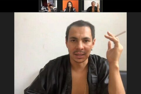 Gustavo Herrera, колумбийский актер, играет колумбийского мафиози, второй брат Джесси