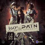 PAIN, афиша