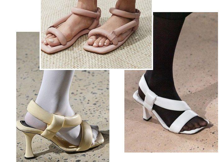 Босоножки и сандалии 2020