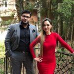 Артур Бэст и певица Ирина Летина