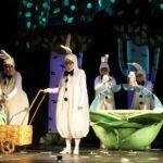Волк, коза и козлята. Фото пресс-службы Ульяновского театра кукол.
