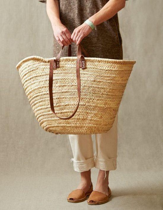 02 модная плажная сумка