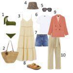 10 вещей для отпуска