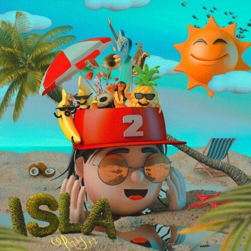 """Колумбийский певец и продюсер: Morty представил новый альбом под названием """"Остров»"""