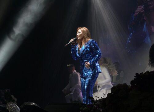 Анастасия Спиридонова дала концерт в КЗ «Градский Холл» 27 сентября
