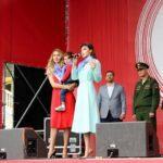 Анна Данилова допризывники