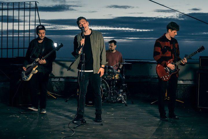 рок группа АТМО, съемки клипа
