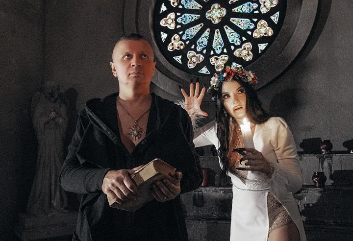 Александр Скрип и Кира Шайн