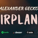airplane Alexander Gecko