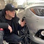 Евгений Банифатов попал в аварию
