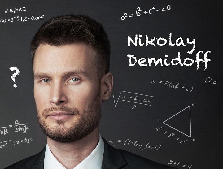 Мікалай Дзямідаў 2021
