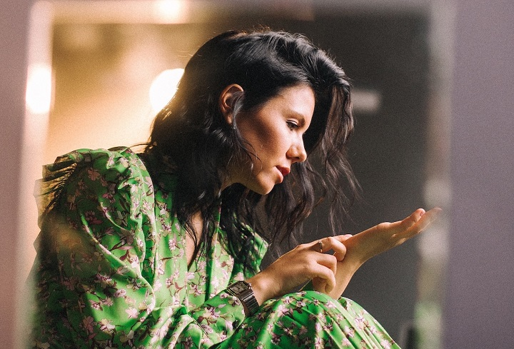 Оля Ч. певица
