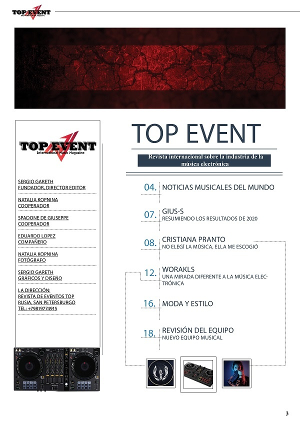Top Event #1 spain 03