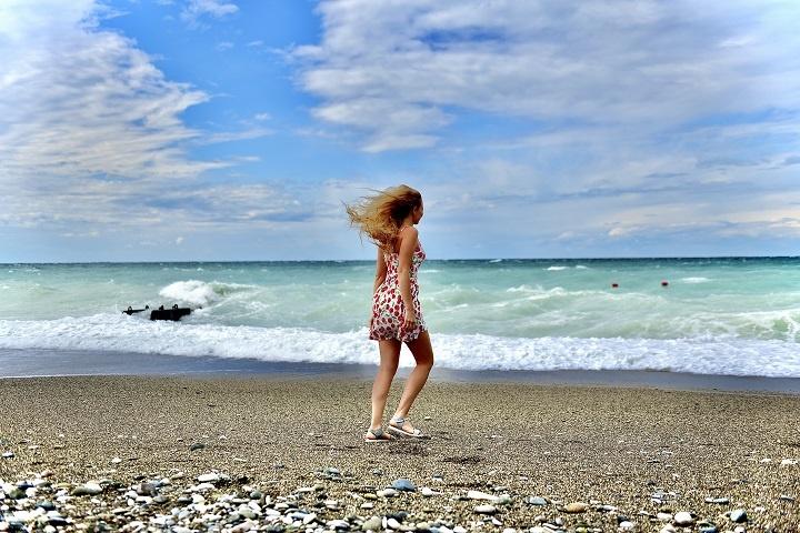 Любава Трофимова музыка и море