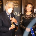 Placido Domingo und Elena Sever