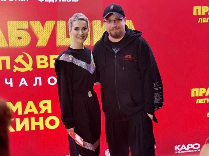 Гарык Харламаў І Таша Белая