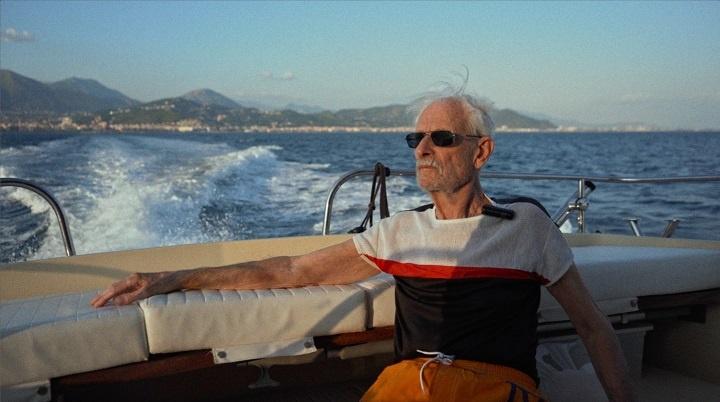 Кадр из фильма Папа