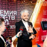 Филипп Киркоров на Премии Муз ТВ Гала ужин
