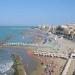 Анцио пляж