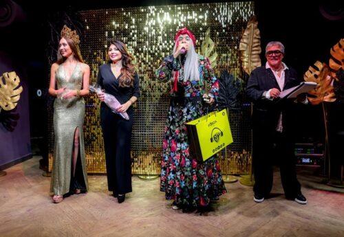 Наталья Бочкарева получила премию «Star Awards — 2021» от самой BABA YAGA